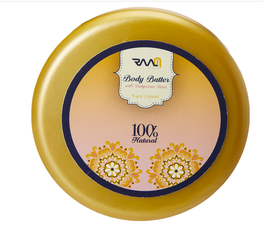 Body Butter with Bulgarian Rose