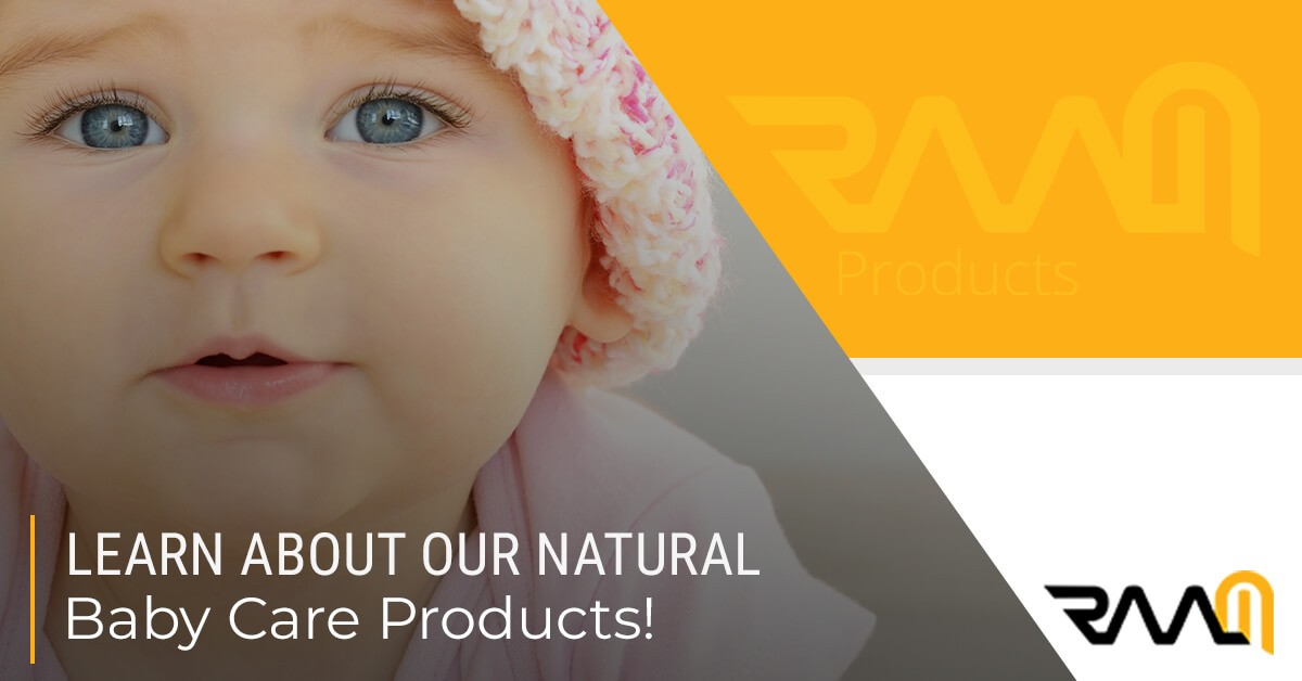 Learn About Our Natural Baby Care Products