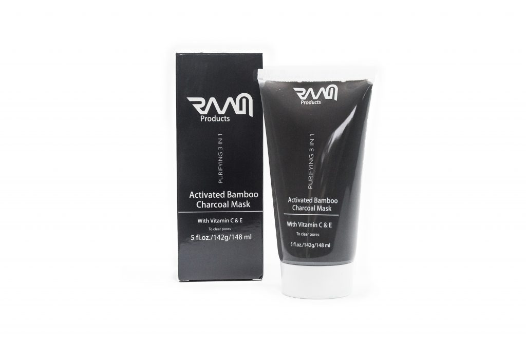 Purifying 3 in 1 Activated Bamboo Charcoal Detox Mask